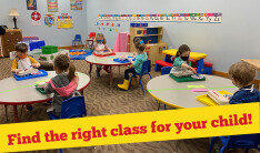 Find the right classroom